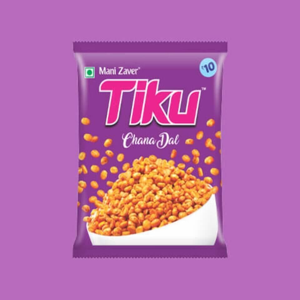 Tiku Chana Dal best Snacks for Evening