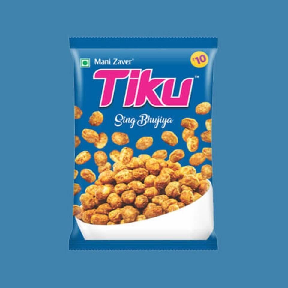 Tiku Sing Bhujiya Indian Snacks