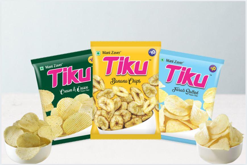 Tiku Medium Size Snacks Packets