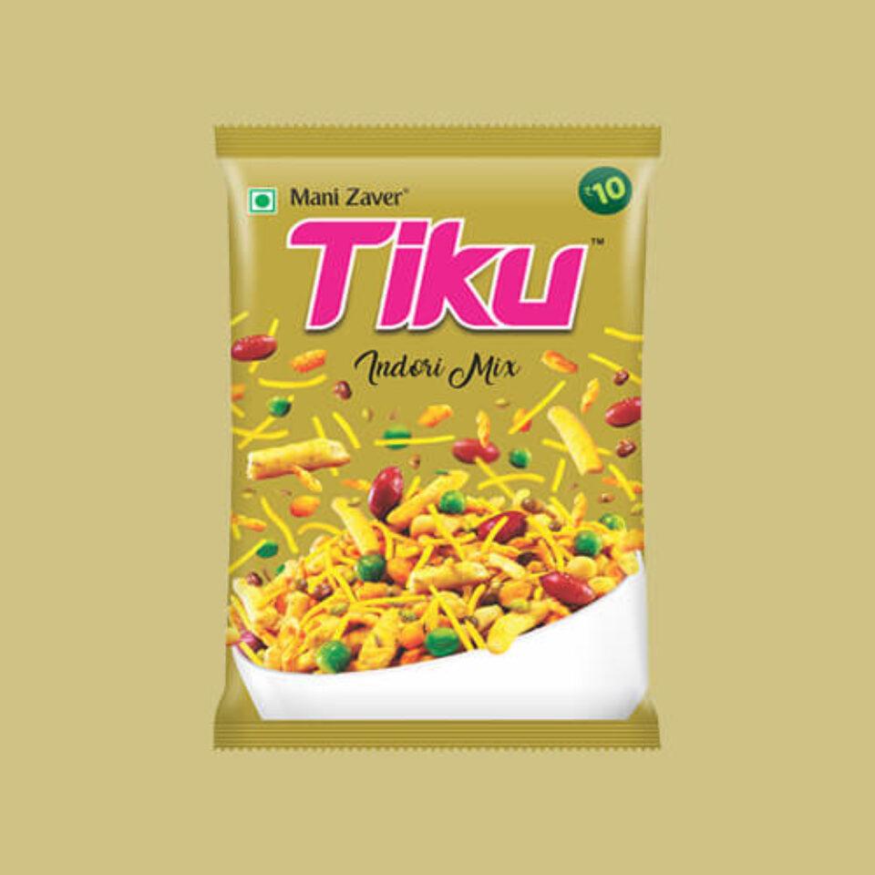 Tiku Best Indori Mix in Gujarat - Tiku Snacks