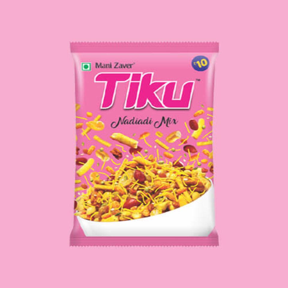 Tiku Nadiadi Mix Taste of Nadiad