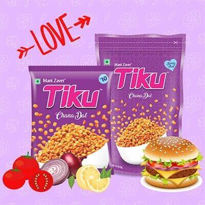 Tiku Chana Dal Best Recipe for Gujarati Snacks